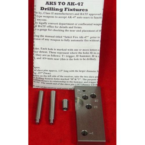 Semi Auto AK AKM To 47 Class II Drilling Fixture
