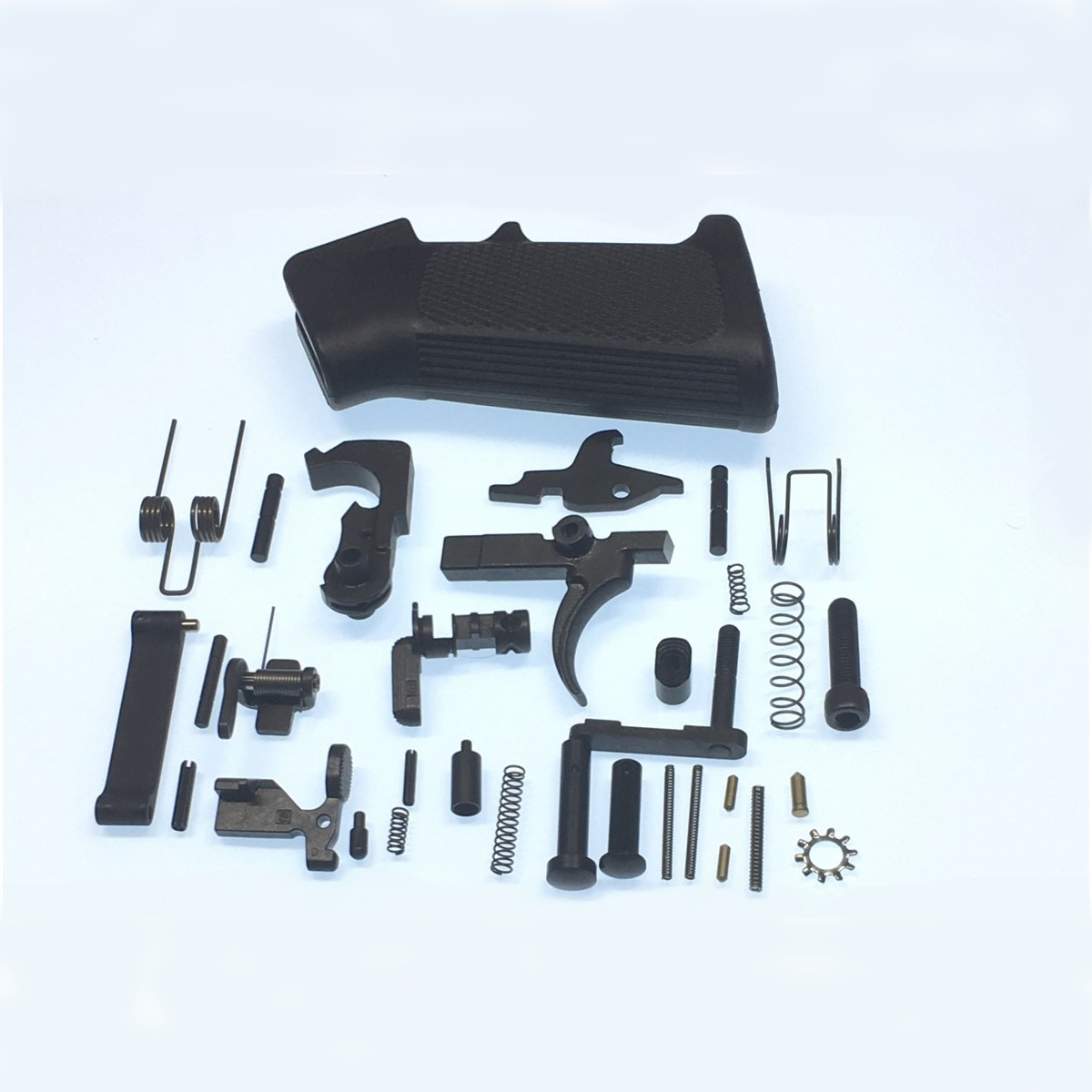 M16 Complete Lower Receiver Replacement Parts Set Kit