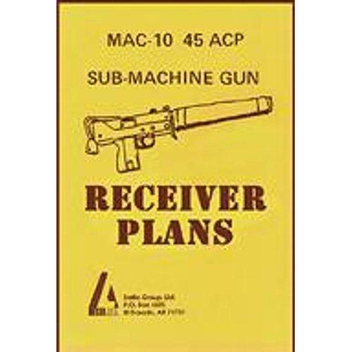 Ingram MAC 10 M10 SMG Receiver Plan