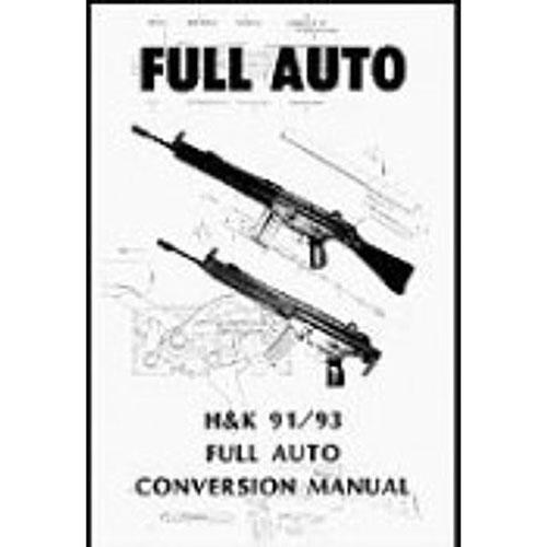 Class II Gunsmith Full Auto Manuals | Firearm Parts