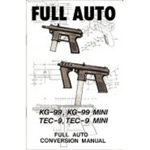 Class Ii Gunsmith Full Auto Manuals Firearm Parts