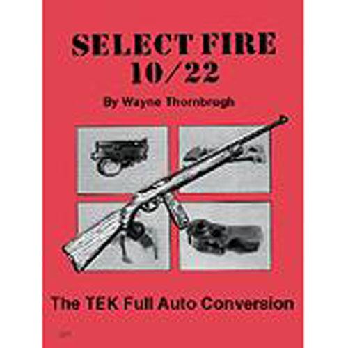 10 22 full auto instructions