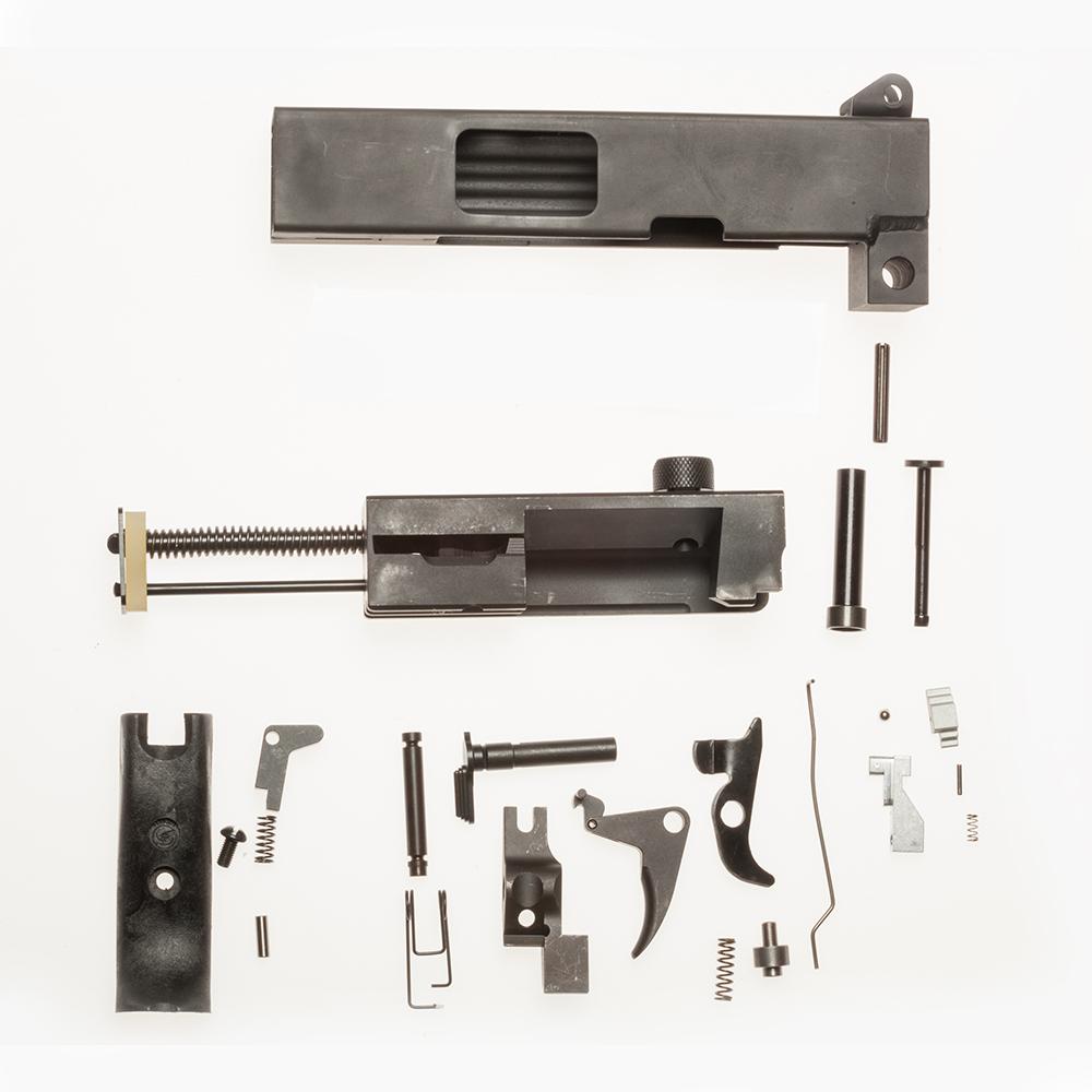 MAC 10 M 10/45 SMG 45 Acp Parts SET Kit Less Receiver (NO Barrel)