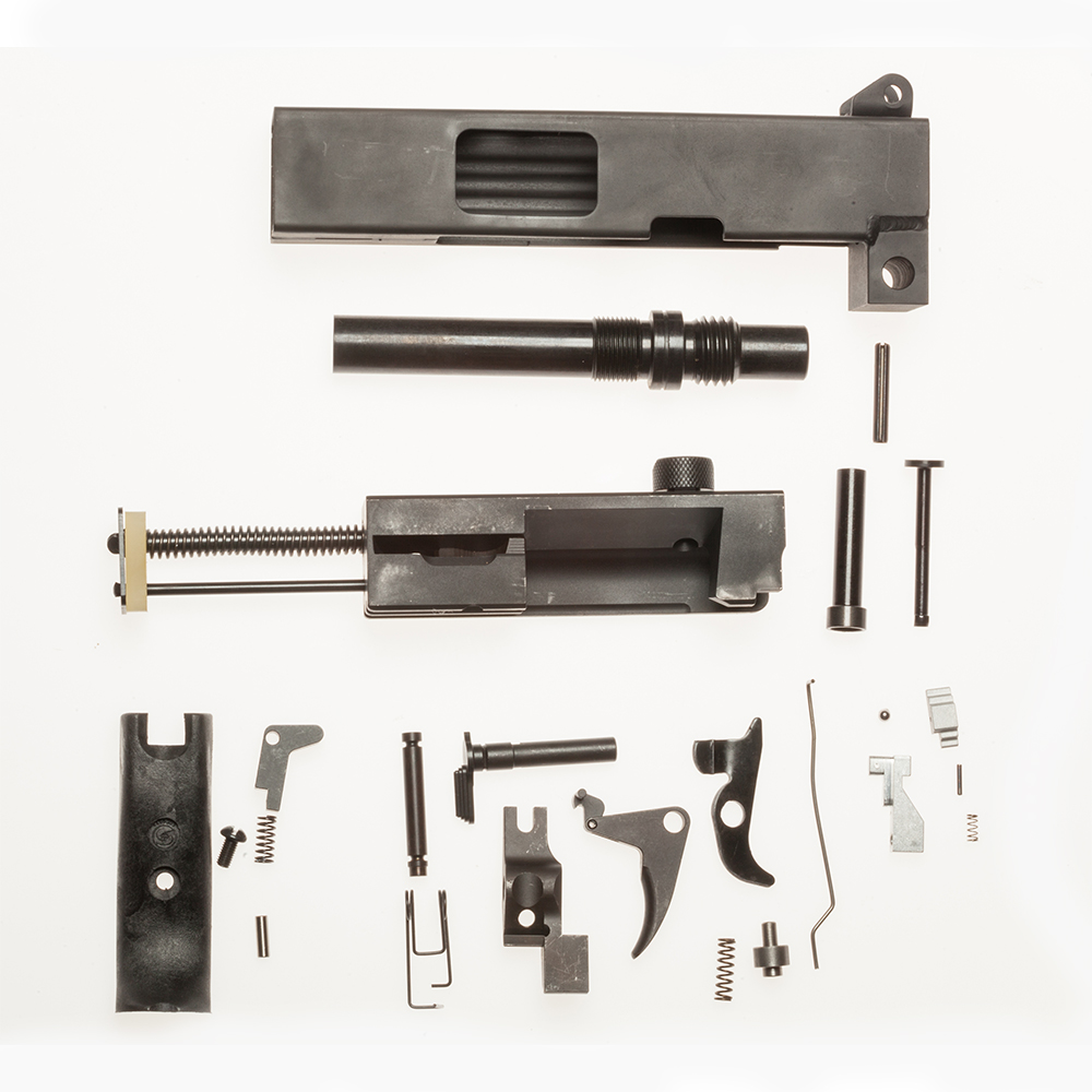 Mac 10 M 10 9 Smg 9mm Replacement Parts Set For Double