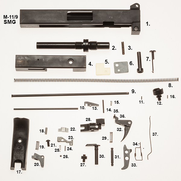 Mac  Parts Kit Build