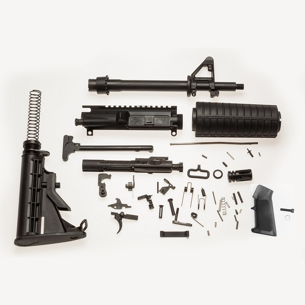 AR15 M16 Parts & Accessories | Firearm Parts & Accessories - Gun