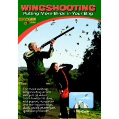 Peter Blakeley Moving Clay Target Shotgun Shooting DVD